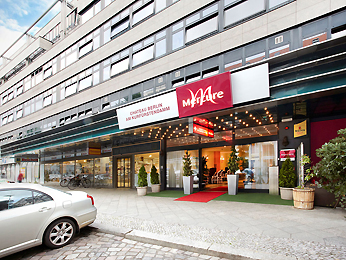 HOTEL MERCURE CHATEAU BERLIN AM KURFÜRSTENDAMM