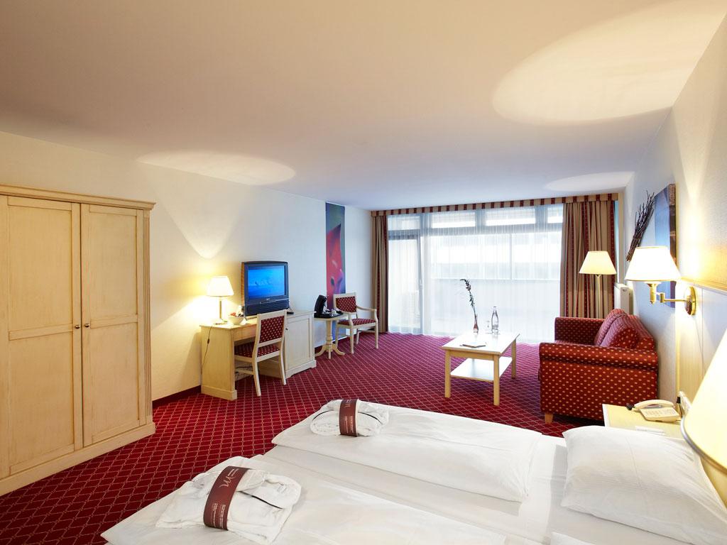 Berlin Hotel Mercure dubbelrum(27-30sep)