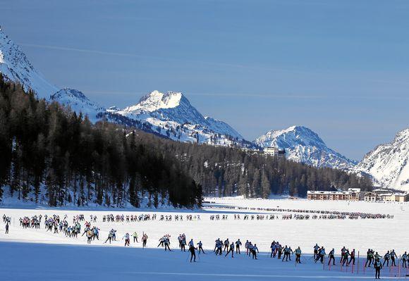 Engadin Skimarathon - 10 mars 2019