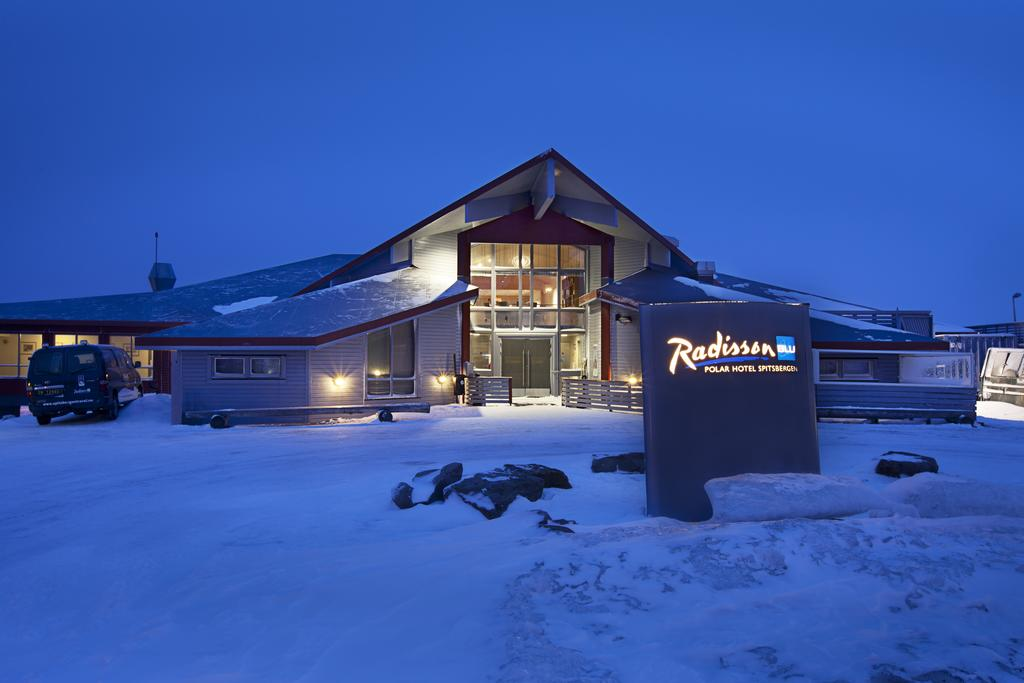 Radisson Blu Polar Hotel Spitsbergen(paket inkl flyg)