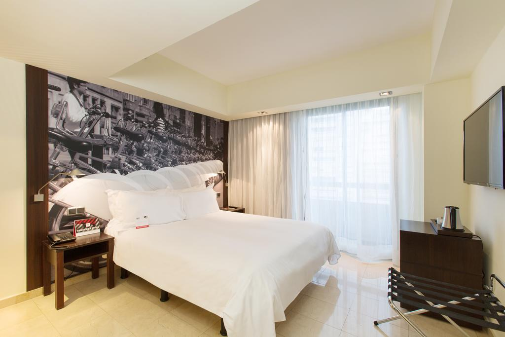 Expo Hotel Barcelona dubbelrum(31jan-4 feb)