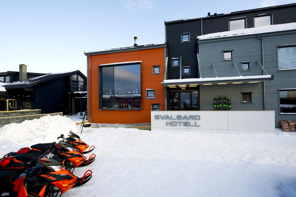 Svalbard Lodge lägenhet