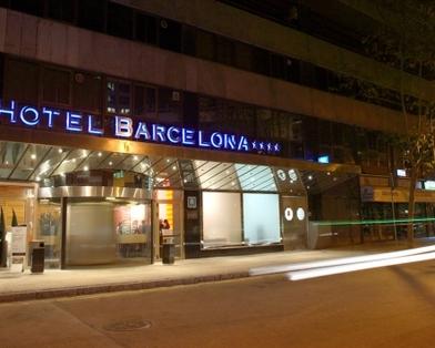 1. Expo Hotel Barcelona