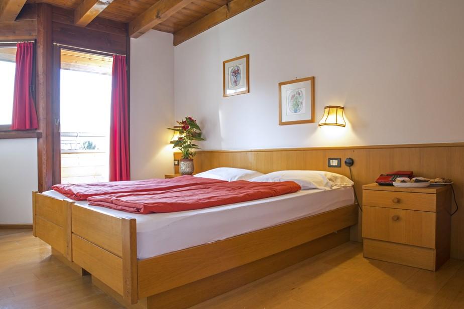 Hotel San Valier dubbelrum(komboresa m Toblach 24 jan-4 feb)