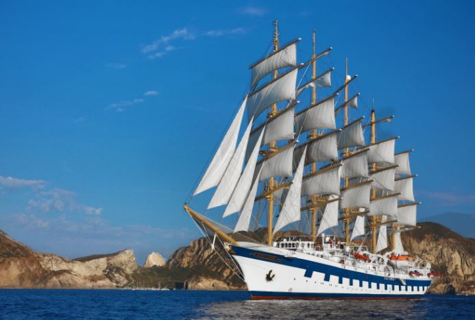 Royal Clipper(24 Nov-3 Dec 2018)