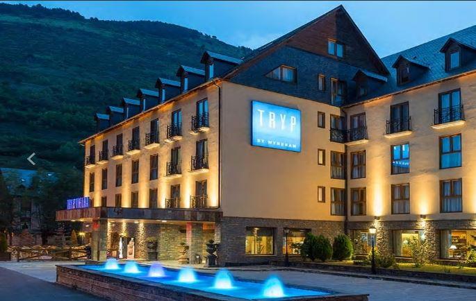 2.Hotel Sol Melia Vielha