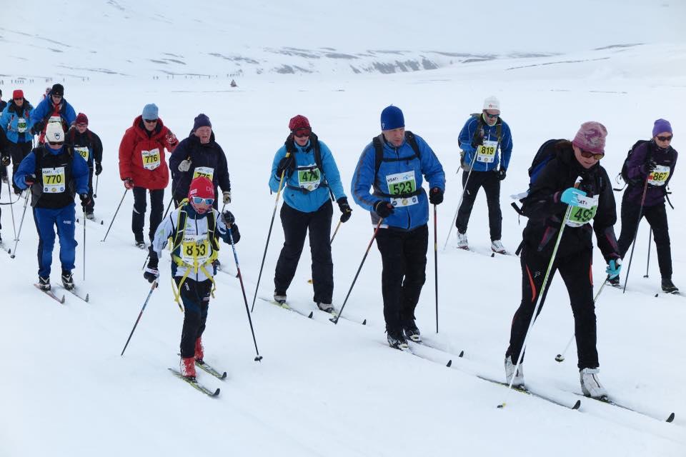 Svalbard Skimarathon - 27 Apr 2019