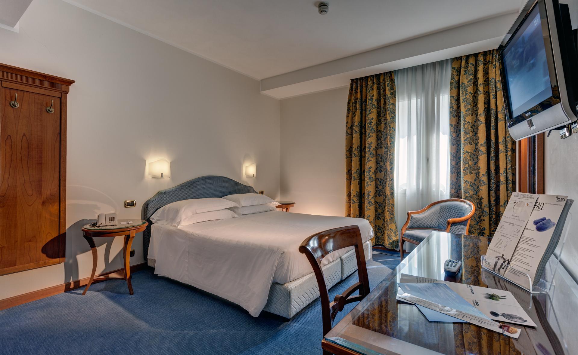 Hotel Plaza Venice dubbelrum(28 okt-5 nov)