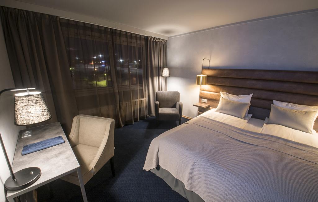 Radisson Blu Polar Hotel dubbelrum(23-27 apr)