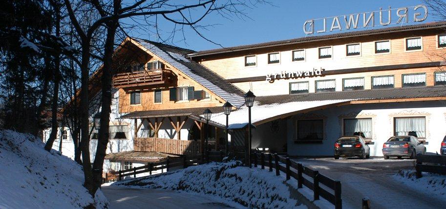 1. Hotel Grünwald