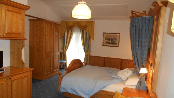 Hotel Grunwald dubbelrum(komboresa m Toblach 24 jan-4 feb)
