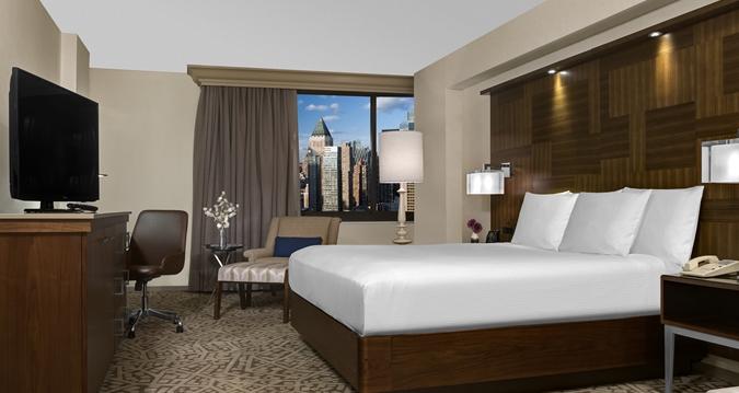 Hilton Times Square enkelrum(31okt-4nov)