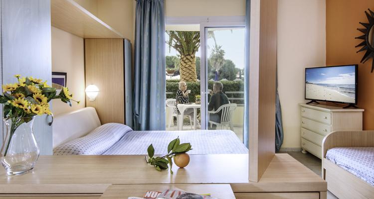 Hotel La buca del Gatto dubbelrum(28 okt-3 nov)