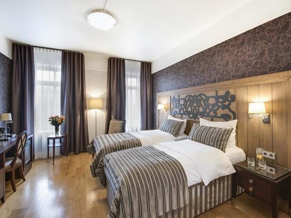 Hotel Semarah Metropole dubbelrum