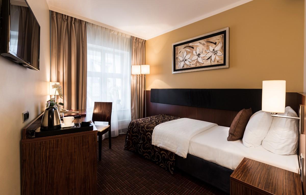Hotel Avalon enkelrum(5-12 juli)
