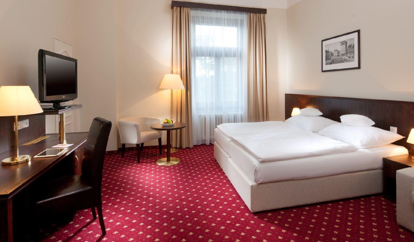 Clarion Grandhotel Zlaty enkelrum(18-22feb 2021)