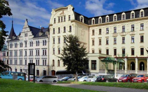 Clarion Grandhotel Zlatý Lev Liberec
