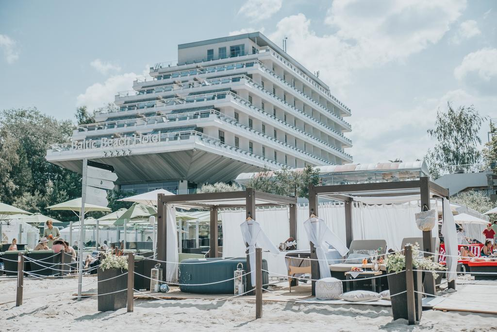 2. Baltic Beach Hotel & Spa(ingår i Hotellpaket 1)
