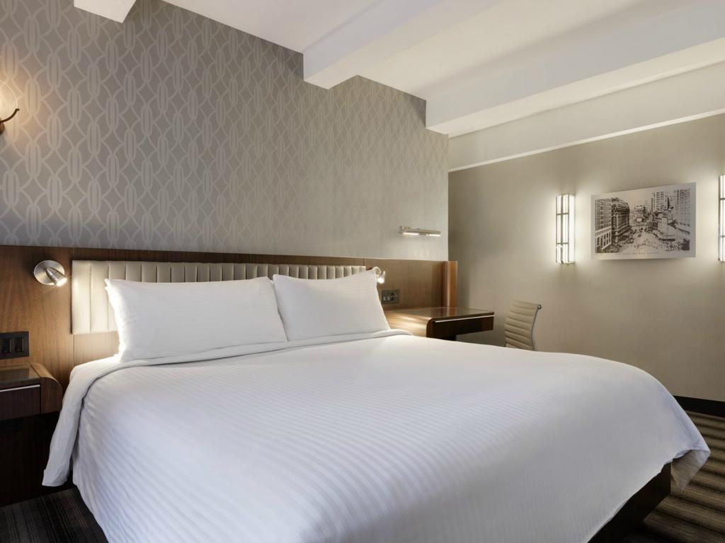 Hotel Edison dubbelrum(31okt-4nov)
