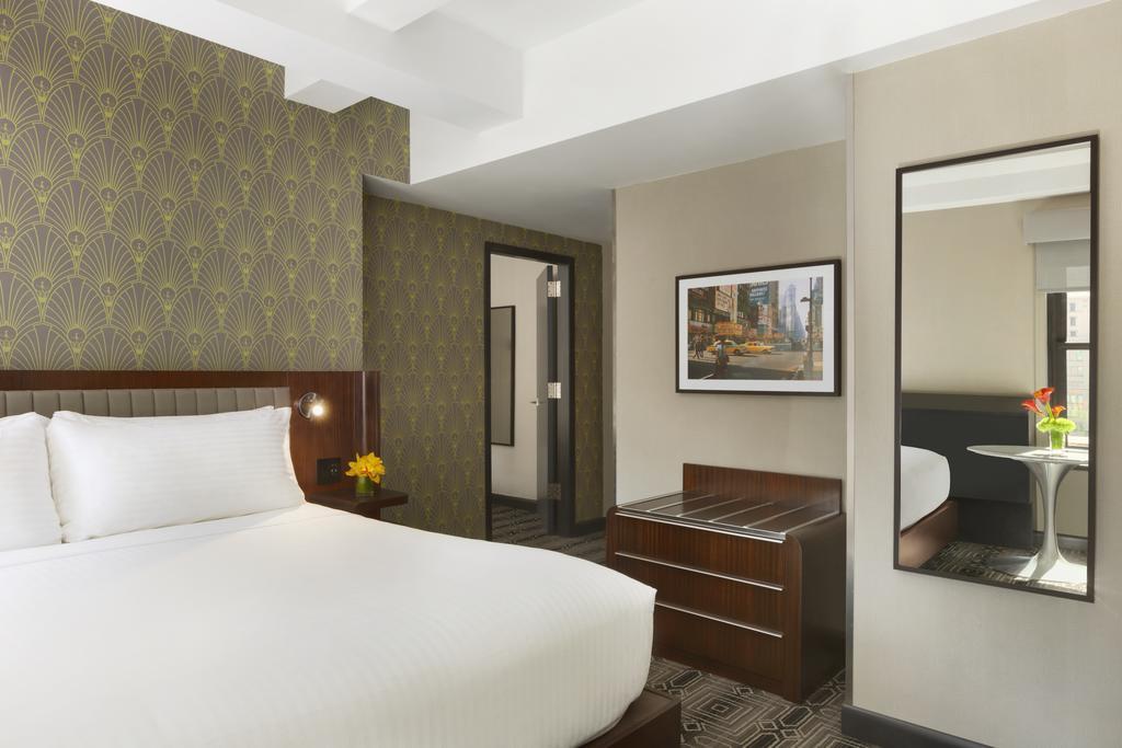 Hotel Edison enkelrum(31okt-4nov)