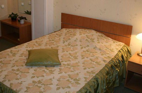 Hotel Dacia dubbelrum(20-26aug)