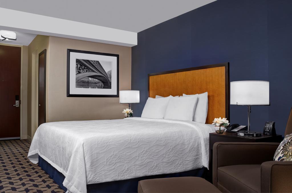 Hilton Garden Inn Times Square dubbelrum(31okt- 4nov)