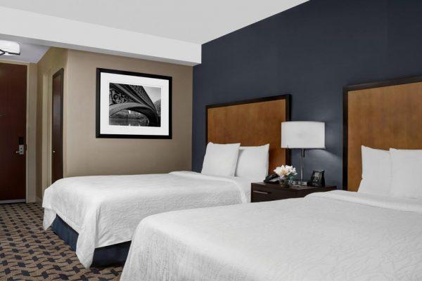 Hilton Garden Inn Times Square twinrum(31okt- 4nov)