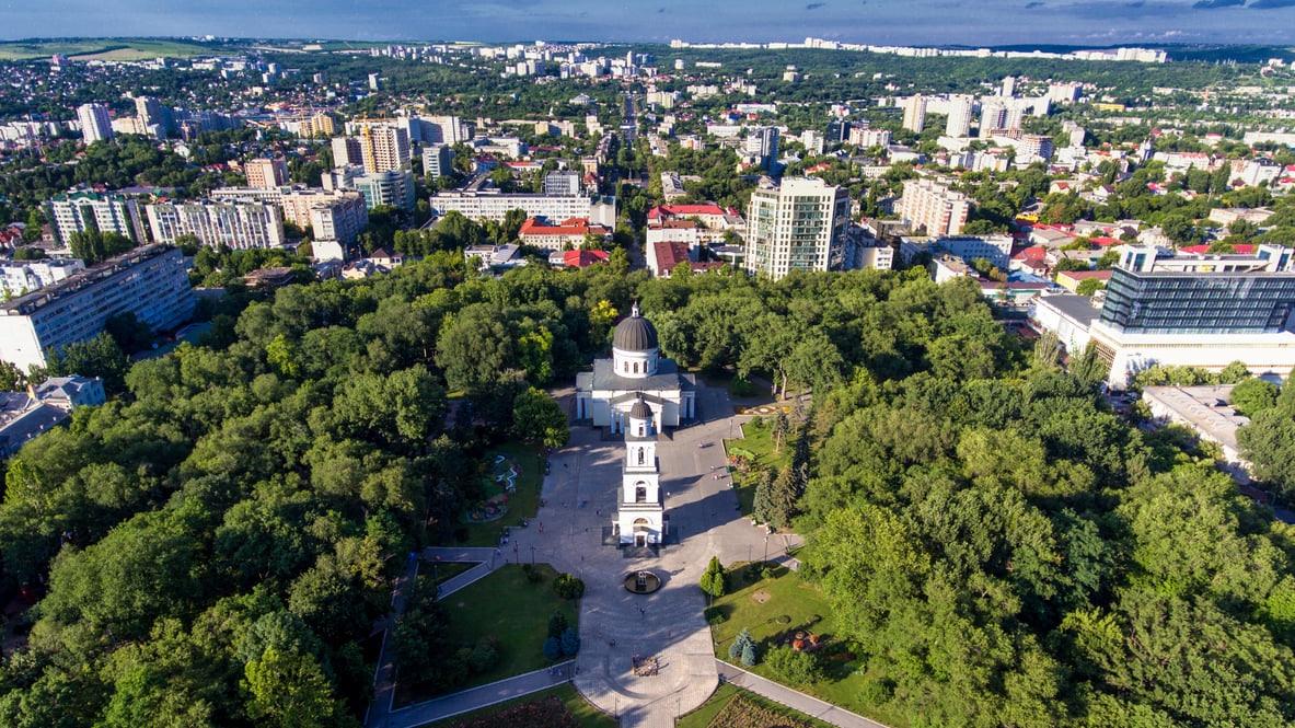 Moldavien - Augusti 2019