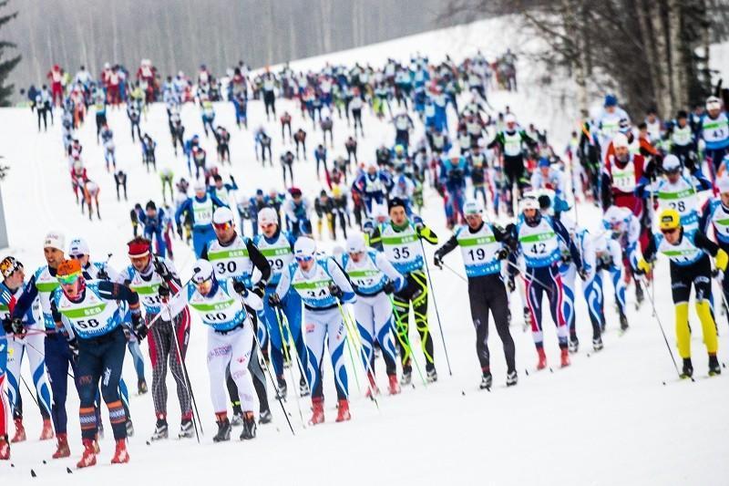Tartu Skimarathon - 17 Feb 2109