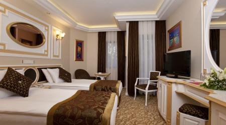 Club Hotel Sera dubbelrum(27okt-2nov)