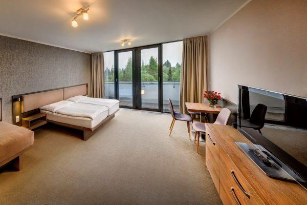Hotel Panorama dubbelrum(5-7 aug)
