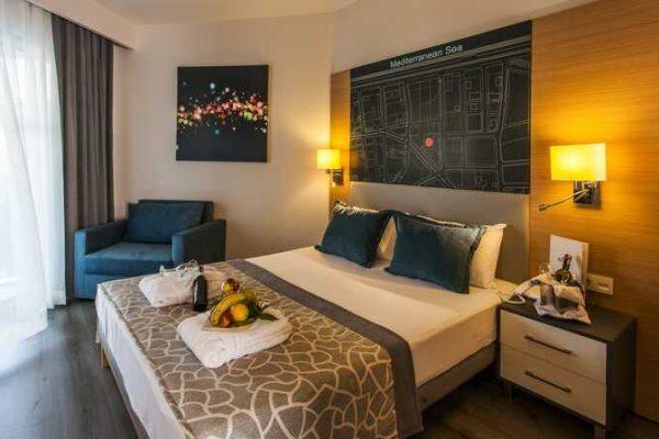 Avena Resort dubbelrum