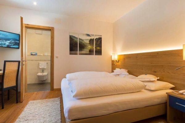 Hotel Dolomiten dubbelrum