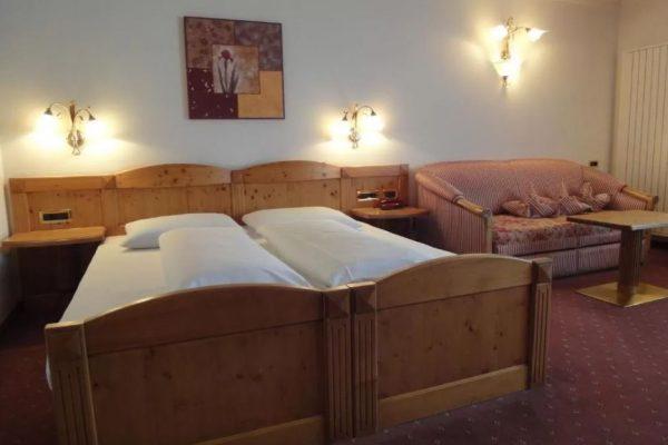 Hotel Wolf Castelrotto dubbelrum